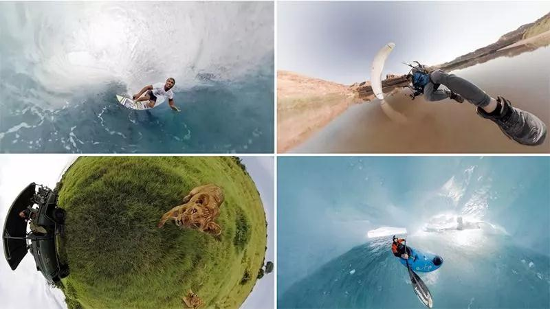 GoPro Fusion初体验:简单几步就能秒变全景视频大师