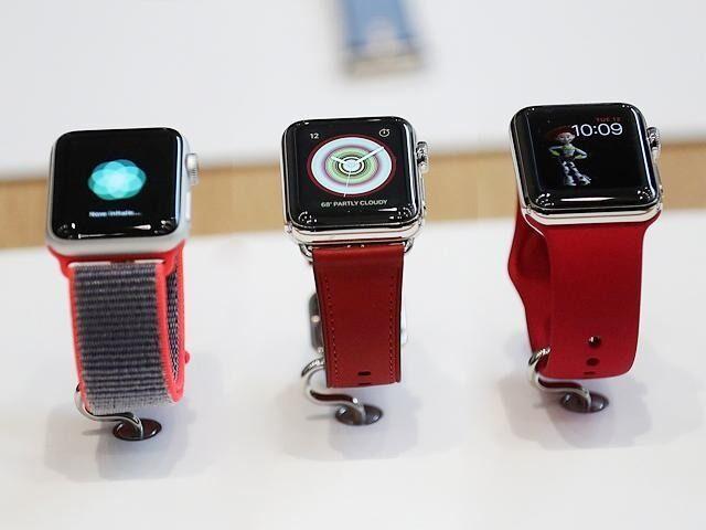 Apple Watch代码提示有望支持第三方设计表盘
