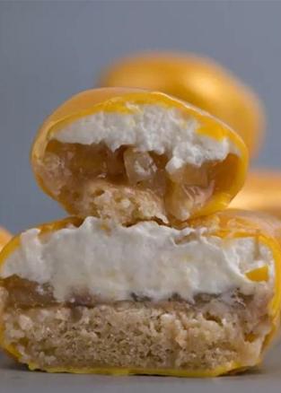 黄金鹅卵石