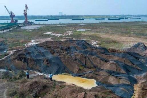 聚焦长江经济带 谁在倾倒固体废物?