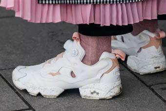 经典的小白鞋时髦的都在这