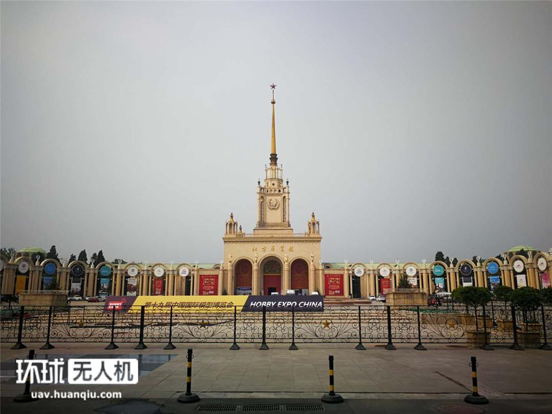 第十九届北京模型展开幕啦 有没有感觉??闯P??