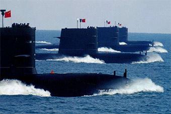 中美俄潜艇部队实力曝光 中国海军还需砥砺前行