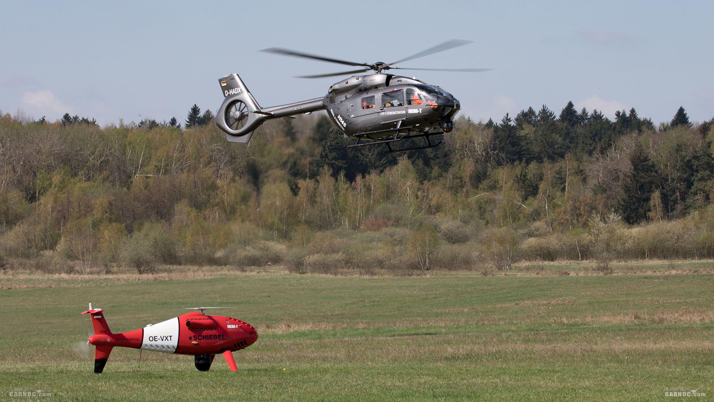 比翼齐飞 空客直升机参与验证有人与无人驾驶合作能力