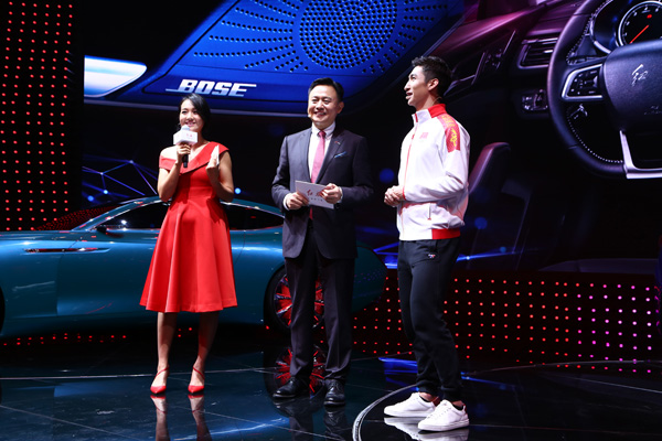 徐留平:红旗独立参加北京车展 红旗必须要做该做的事