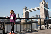 伦敦马拉松赛遇传奇 她曾经改变跑马历史