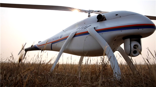 民用无人机蓄势待飞 市场产业链超百亿元
