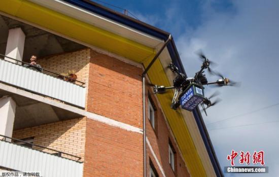 技术趋势:无人机当通讯基站 危难中显身手