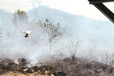 佛山在全国率先实现了无人机自主飞行精细化巡检