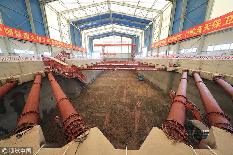 北京:轨道交通建设首次应用膜结构建筑