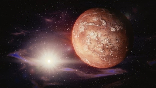 2021年美国宇航局将要在火星飞无人机