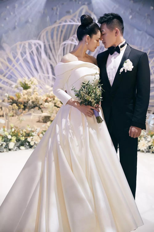 张馨予婚礼远不止你想得那么简单!