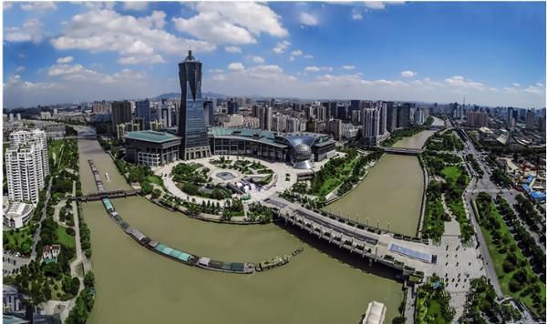 中国大运河:风华今朝再现 锦绣未来可期