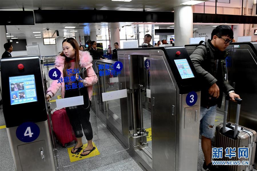 厦金航线2018年客运量达174.5万人次 创历史新高