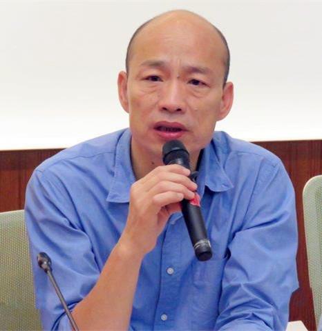 台陆委会拒大陆官员走访高雄 韩国瑜:陈明通真应该把脑袋打开