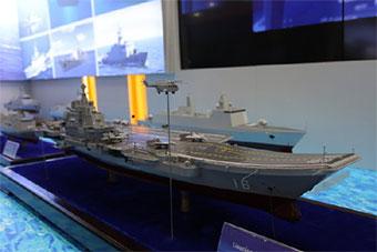 航母领衔:中国多款新装备亮相阿布扎比防务展