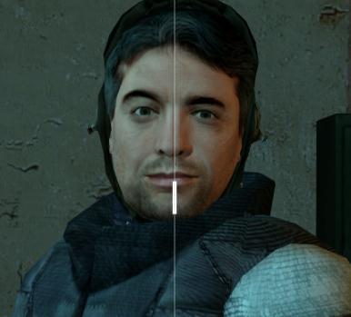 玩家打造PC《半条命2》高清材质包