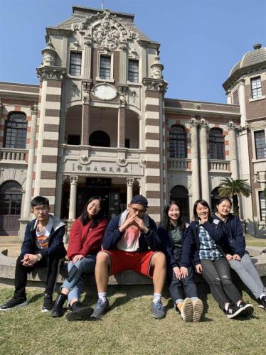 大陆学生:台湾朋友乐于助人 系心中最美好的回忆