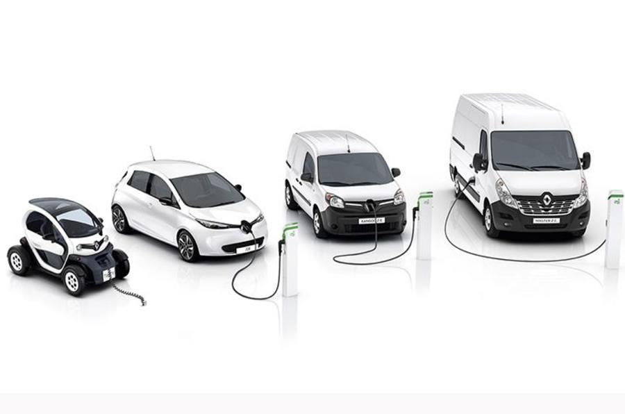 外媒报道:雷诺计划于2022年前推出至少两款全新纯电动车型