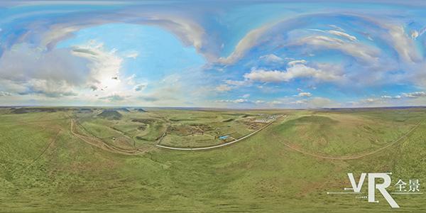 【VR全景】重访,总书记亲临过的草原上有了这些变化