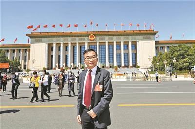 港区全国政协委员陈卓禧:希望香港青年人打开眼界把握机遇